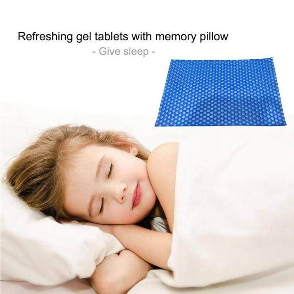 GoodGreat Memory Pillow Gel, Cool Gel Pad For Sleeping Cool (Doesnt Include Pillows)