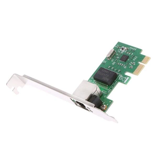 Bảng giá Gigabit Ethernet LAN PCI Express PCI-E Điều Khiển Card Mạng Mới Phong Vũ
