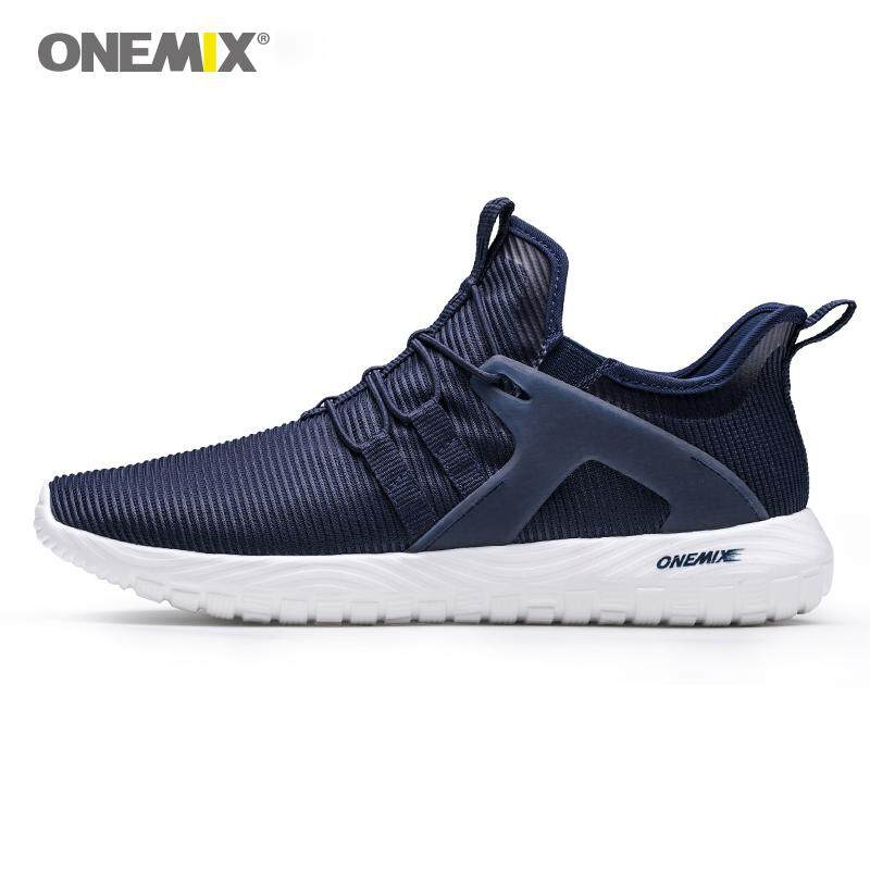 483eb8b1032 ONEMIX Casual Shoes Walking Lightweight Breathable leisure shoes For Men  size39-47