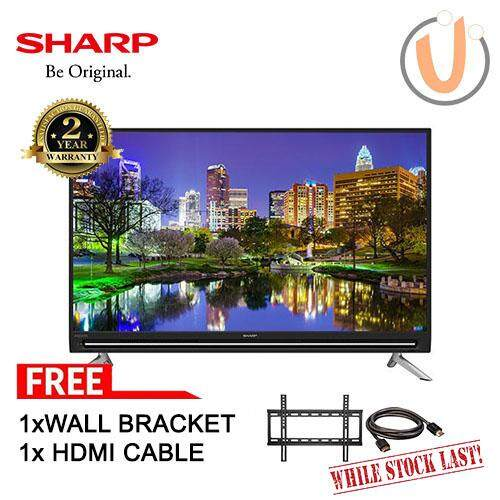 Sharp 40 inch easy smart tv LC40SA5500X (FREE BRACKET AND HDMI CABLE)