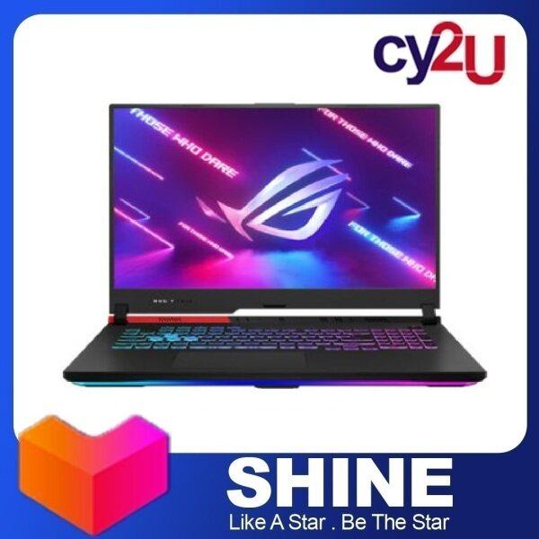 Asus ROG Strix G17 G713Q-MHX132T 17.3 FHD IPS 144Hz Gaming Laptop - Eclipse Gray (AMD Ryzen 9-5900HX, 16GB RAM, 1TB SSD, NVD RTX3060, Win10) + Asus ROG Backpack Malaysia