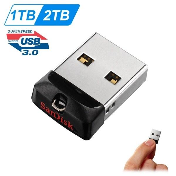 Bảng giá USB 3.0 Ổ Đĩa U Bộ Nhớ Lớn 1/2TB Di Động Lưu Trữ Dữ Liệu Pendrive Ổ Đĩa Flash SanDisk USB3.0 Tốc Độ Cao Transmission, Ổ Đĩa Flash Mini USB Ngắn Xe Mini Chống Nước 1TB/2TB Đĩa U Với Bộ Chuyển Đổi OTG Phong Vũ