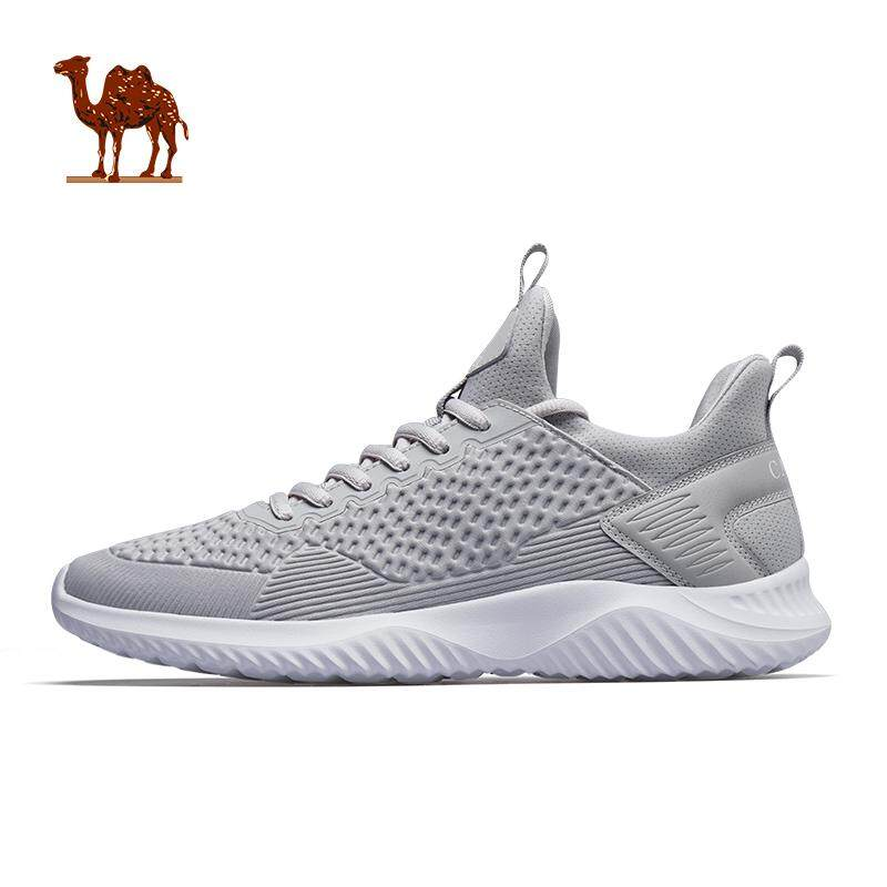 CAMEL Giày Thể Thao Nam Giày Chạy Bộ Nam Thoáng Khí Chống Trơn Trượt Êm Chân
