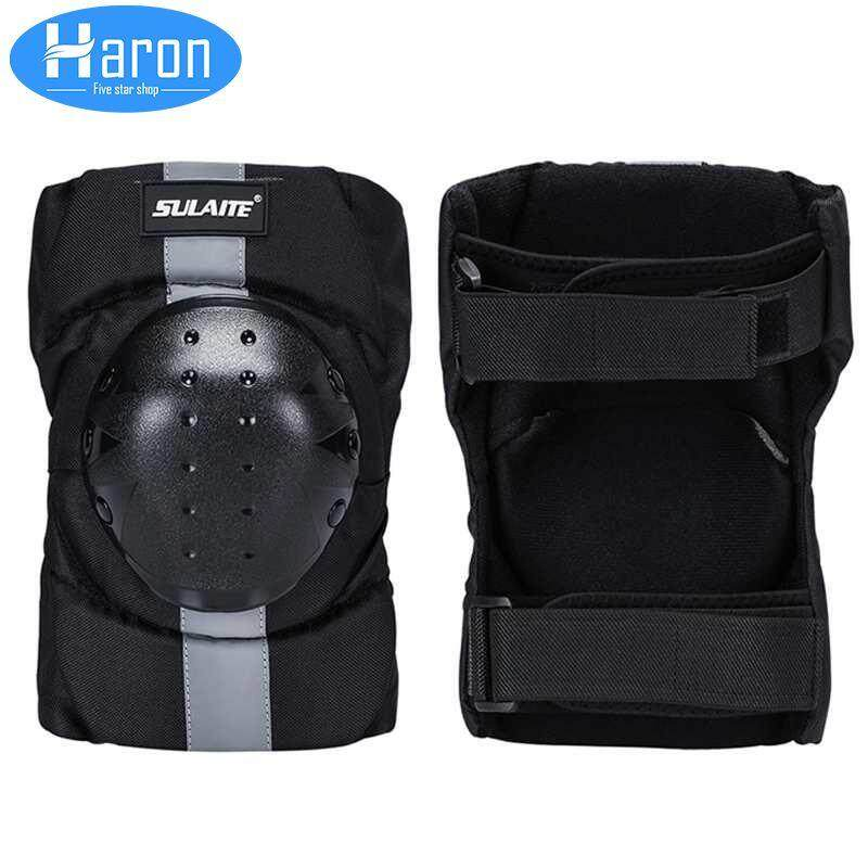 Haron 1pair High-quality EVA Elbow Knee Protector Protection Mat for Adult Kit