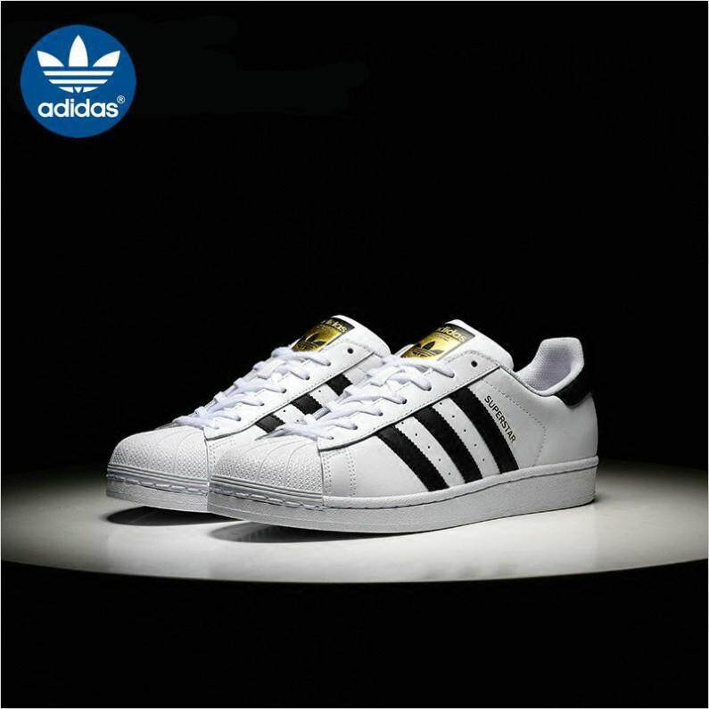 Adidas Superstar Gold Standard Shell Head Casual Shoes For Men and Women c128dd6d6