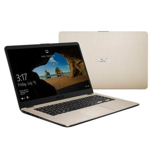 Asus Vivobook X505Z-AEJ521T (Gold)/ AEJ522T (Dark Grey) 15.6 FHD AG LED Laptop (AMD Ryzen 5 2500U/ W10/ 4GB/ 1 TB HDD/ AMD Raeon Vega 8 Graphics/ 2 Years Global Warranty) Malaysia