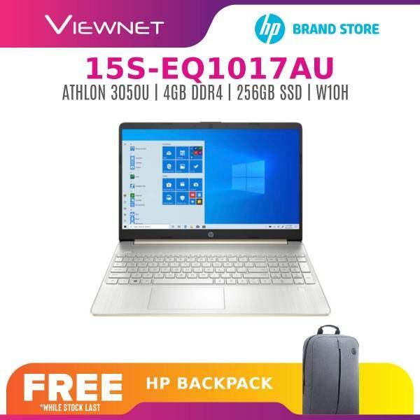 HP Laptop 15S-EQ1017AU / 15S-EQ1018AU  AMD 3050U/ 4GB SDRAM/ 256GB SSD/ 15.6 HD (3N935PA/ 3N949PA) Malaysia