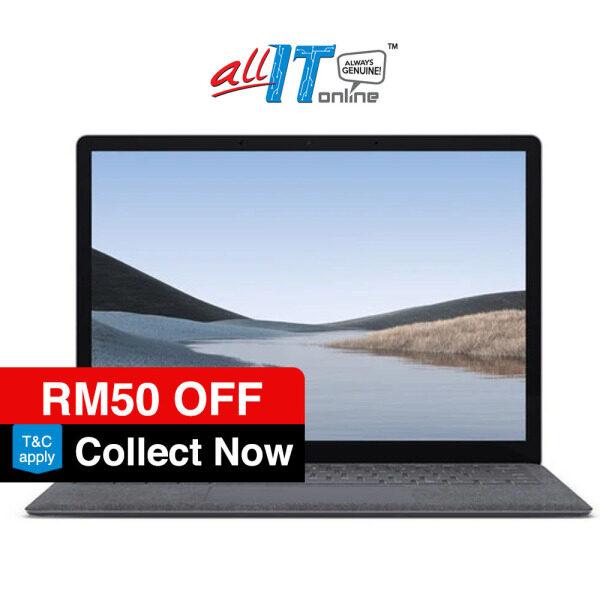 Microsoft Surface Laptop 3 [Intel Core i5, 8GB RAM, 128GB SSD] - Platinum Malaysia