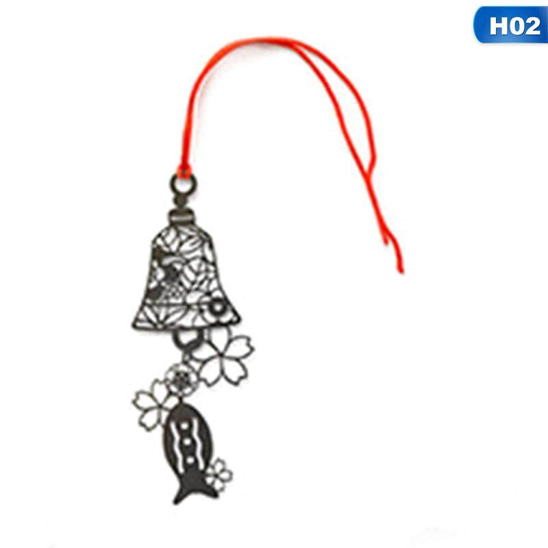 Linfang 1 Pc Boutique Hollow Wind Chimes Shaped Student Creative Bookmark By Linfang Store.