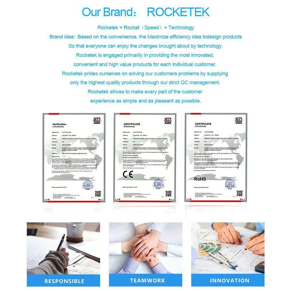 Dreamall ROCKETEK SUR-U2 Đầu Đọc Thẻ Nhớ USB 3.0 Tốc Độ Cao Thẻ Mở Rộng Adapter - 6