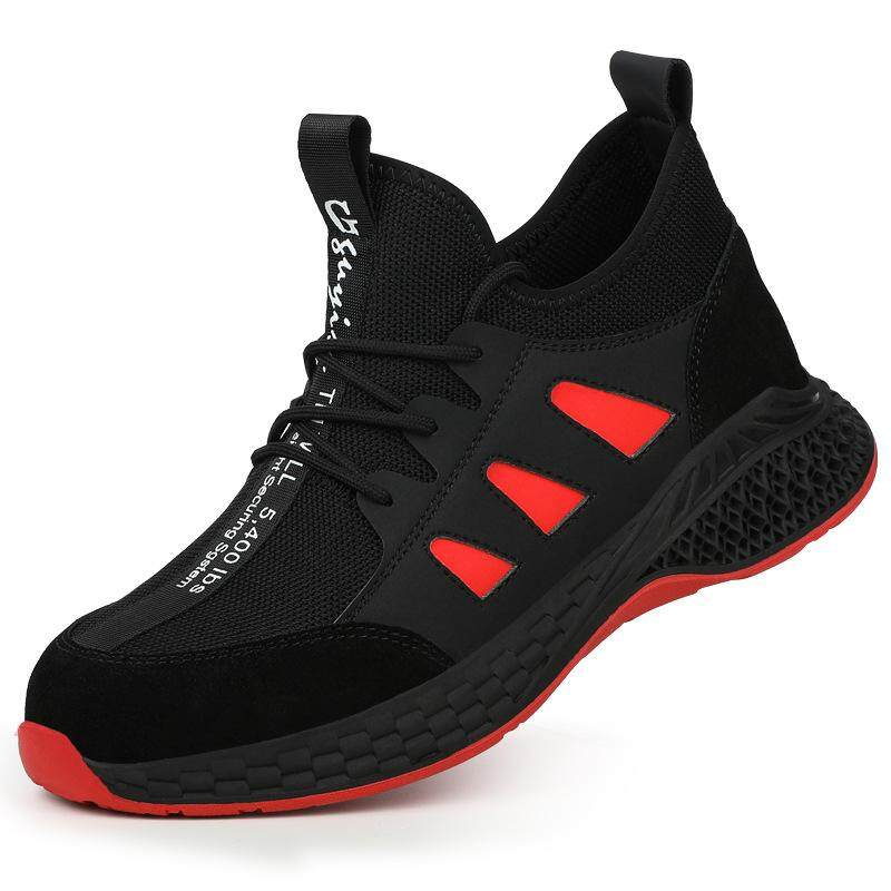 free delivery performance sportswear pre order New labor insurance shoes men's anti-smashing stab-resistant ...