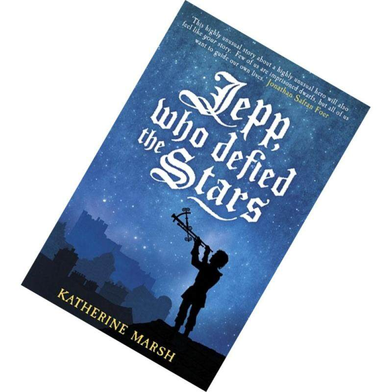 Jepp, Who Defied the Stars by Katherine Marsh [PAPERBACK] Malaysia
