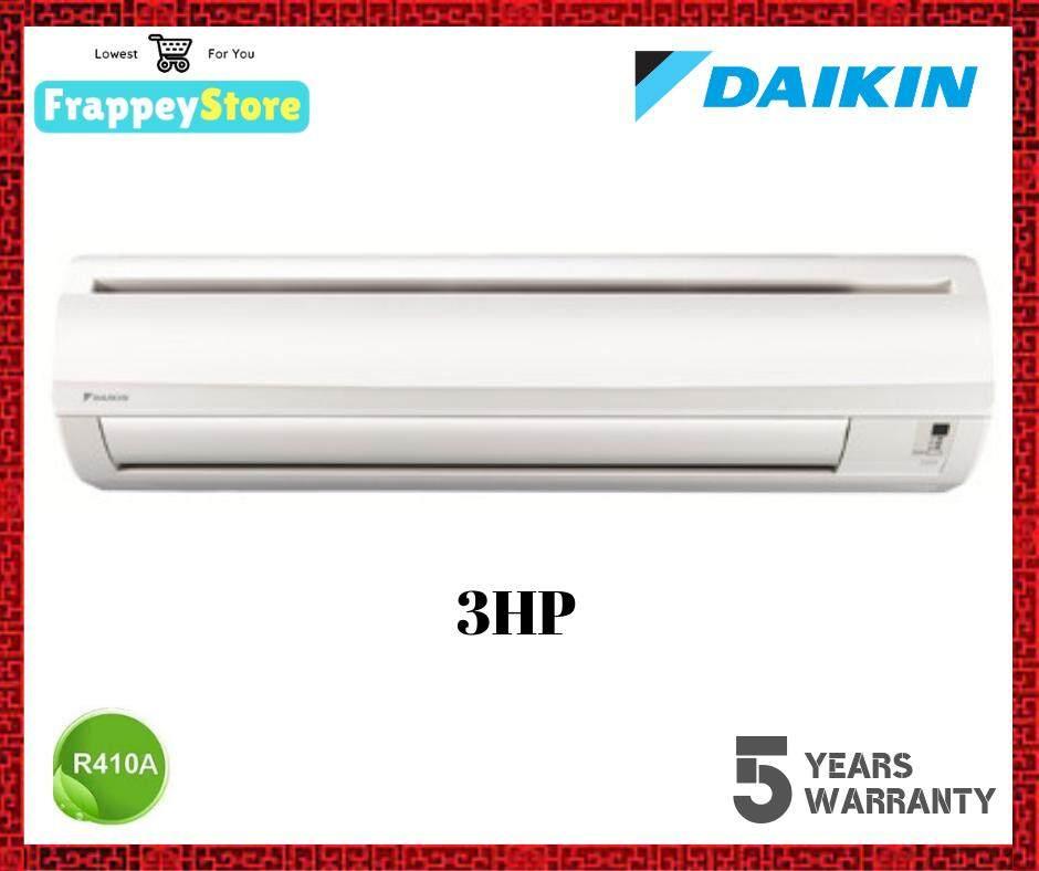 [FRAPPEY] DAIKIN AIR CONDITIONER NON INVERTER 3HP (FTN30P)