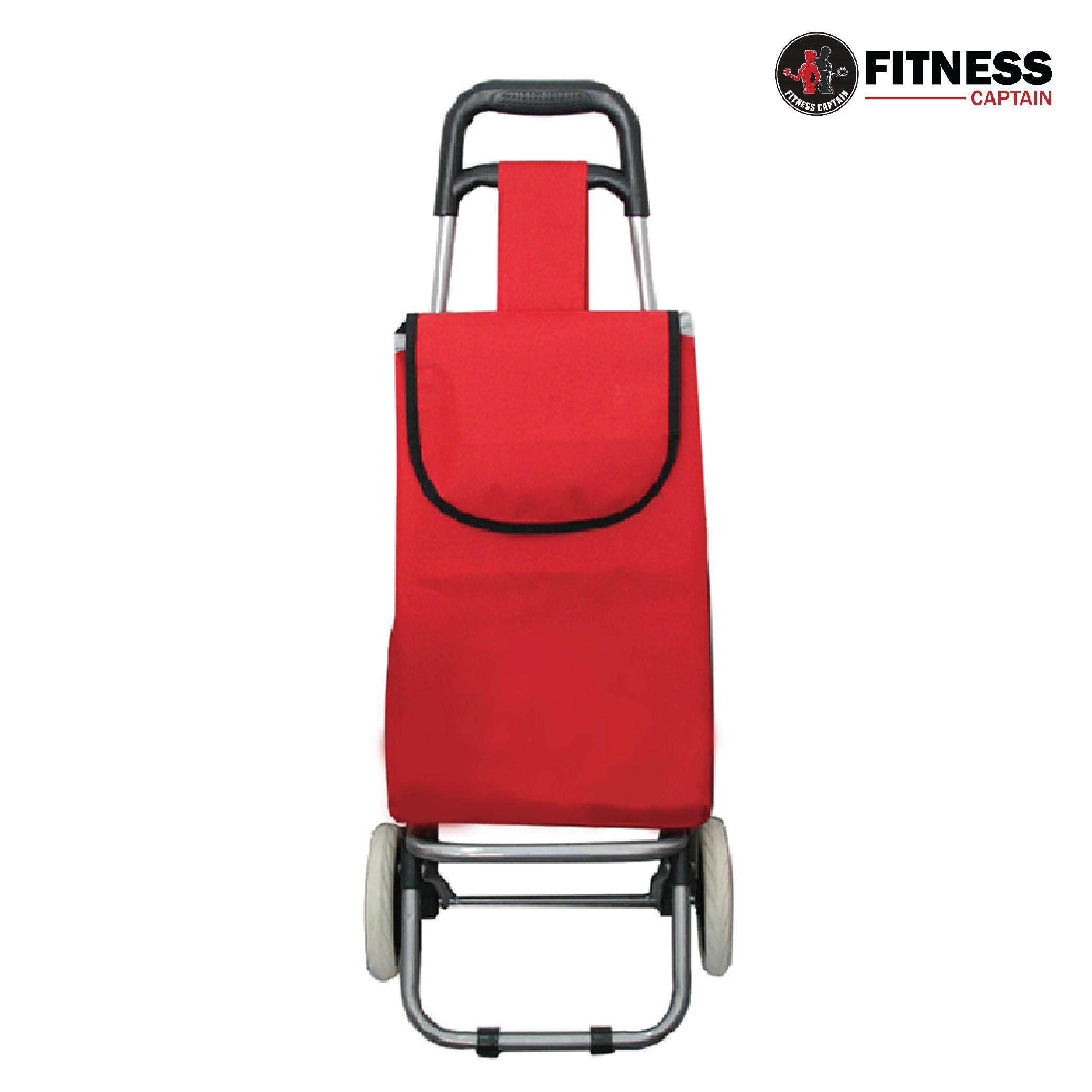 06260980997e Shopping Trolley Push Cart Foldable Wheel Multi Functional Luggage Bag