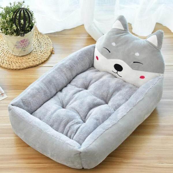 SC Pet Bed Tổ Ấm Dễ Thương Hình Dạng Động Vật Cho Chó Mèo Ngủ