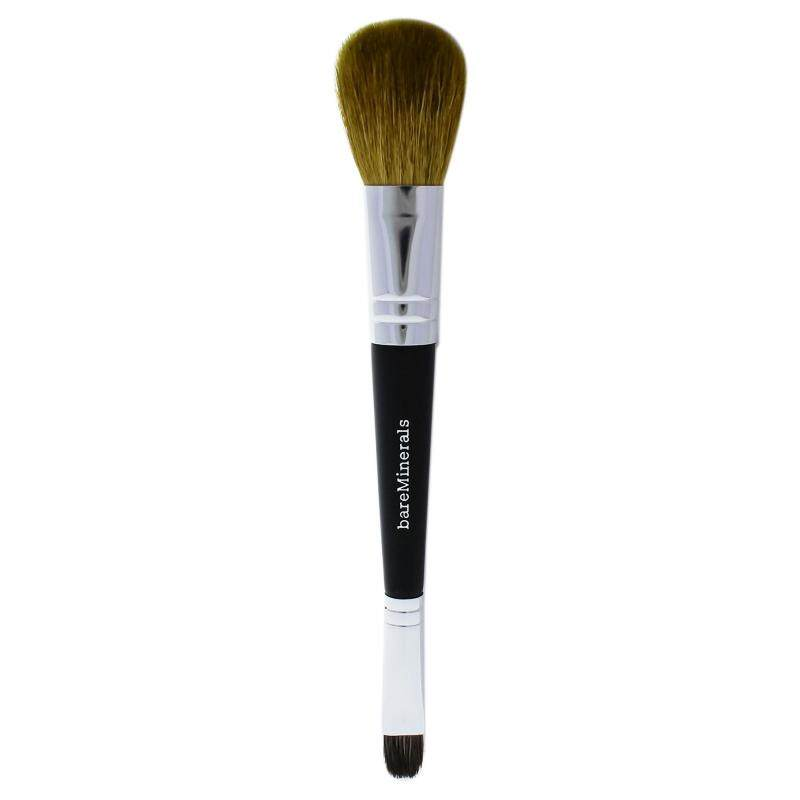 Buy bareMinerals Double Ended Tapered Eye and Cheek Brush - 1 Pc Brush Singapore