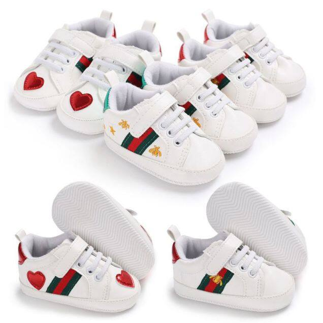 Babyone Giày Thể Thao Trẻ Em 0-18 Tháng Tuổi Giày Chống Trượt Đế Mềm Cho Bé Trai Bé Gái Giày Bé Trai Kasut giá rẻ