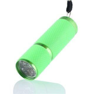 Mini LED Máy Sấy, Đèn Làm Móng Gel Tính Di Động Đèn Pin, Tệ UV Detector thumbnail
