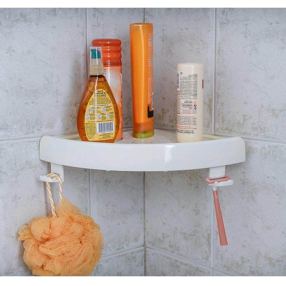 Deyln New Snap Up corner frame can accommodate 12KG bathroom wall-mounted storage shelf storage
