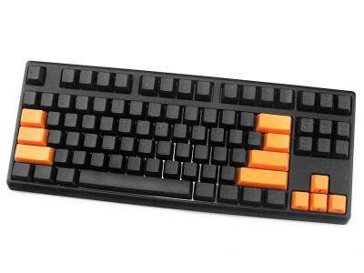 Ikbc 11 of Orange Big Key Cap MX Axis Mechanical Keyboard Application