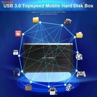 Ốp Di Động 4TB USB 3.0 HDD, Vỏ Ngoài SATA 2.5 3.5 Inch, Cho Máy Tính Để Bàn PC Phích Cắm EU US thumbnail