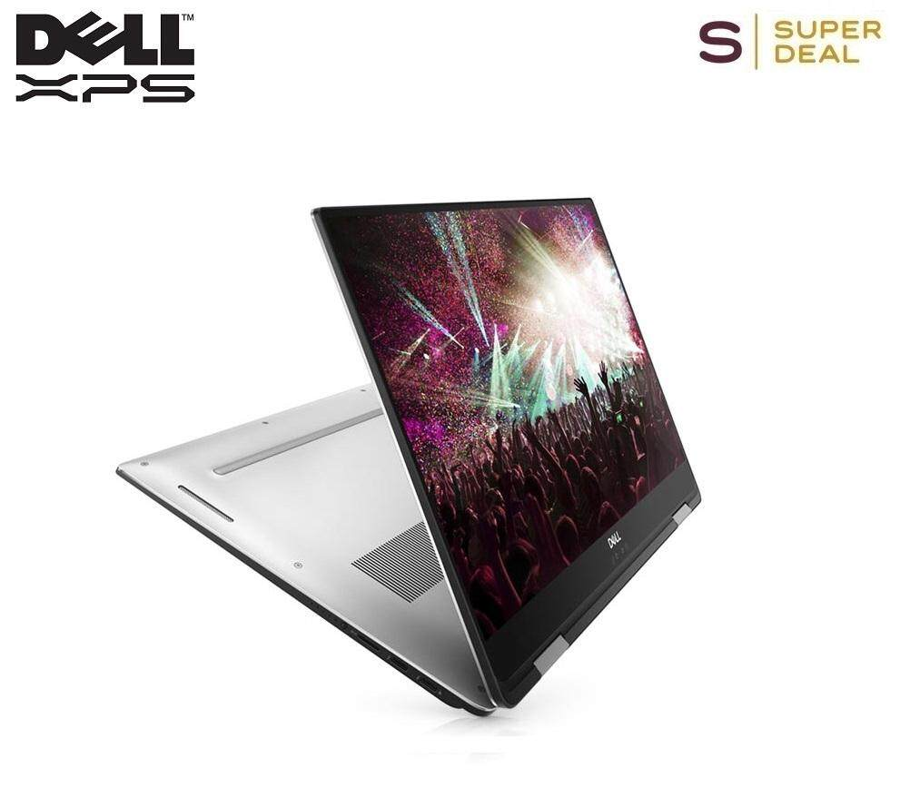 DELL XPS 15 9575 2IN1 Notebook Silver (i7-8705G / 16GB / 256GB SSD) US SET Malaysia