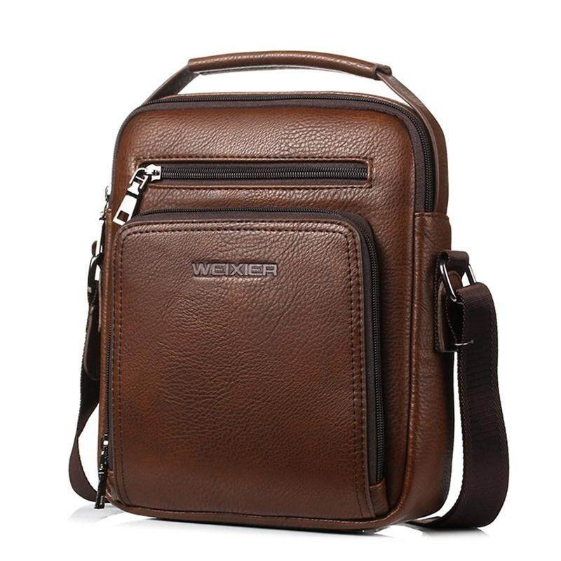 Nanchi New MenS Shoulder Messenger Bag Casual Multi-Function Handbag High Quality Small Business Shoulder Bag