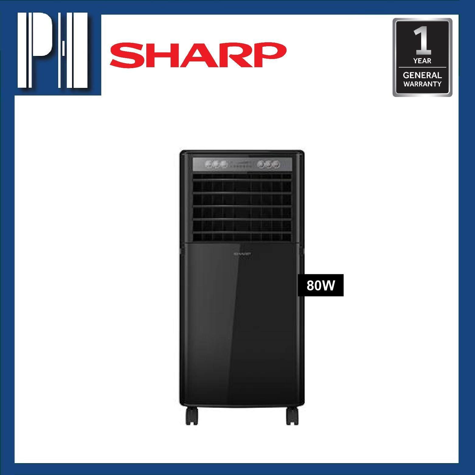 SHARP PJA77TVB 80W Air Cooler