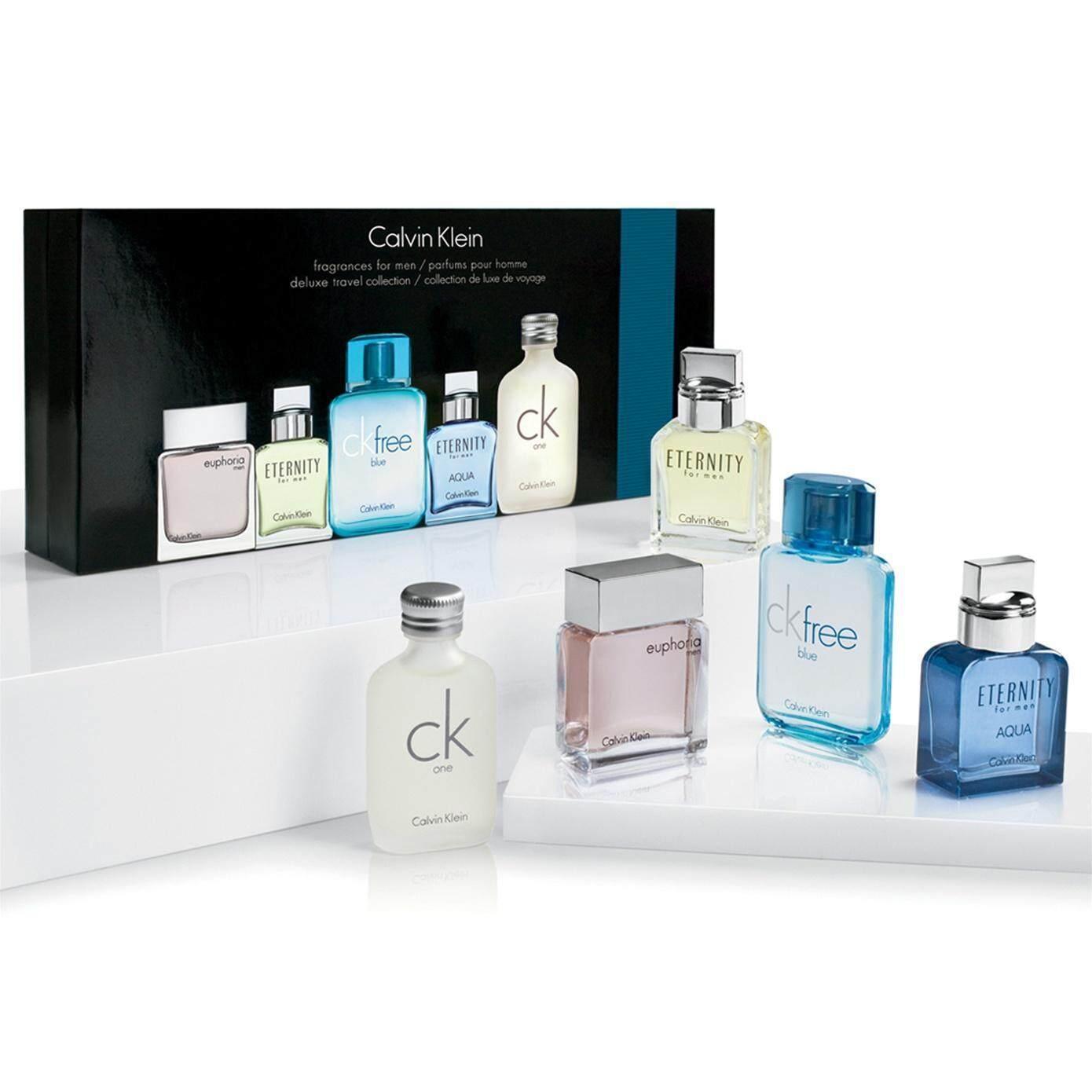 Calvin_Klein Gift set 5 in 1 [Each 10ml]