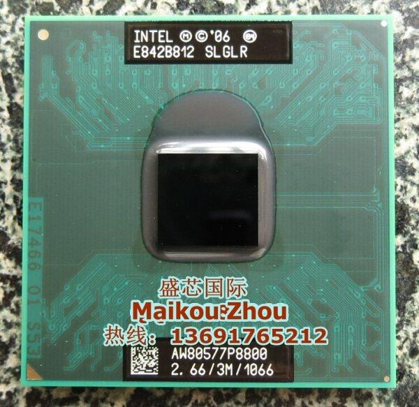 P8700 P8800 T9400 T9550 T9600 T9800 T9900 P9600NotebookCPUOriginal Needle Malaysia