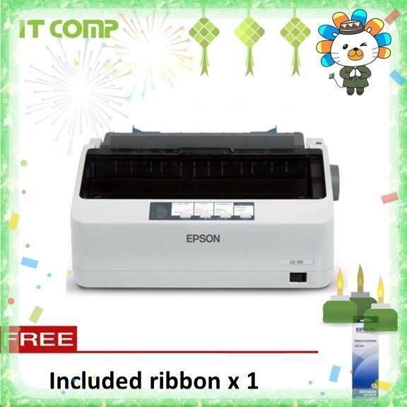 Epson Lq-310 Dot Matrix Printer - White By It Comp.