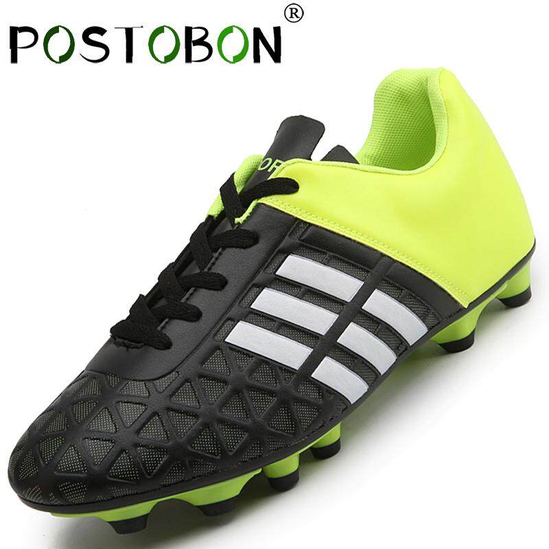 Men/'s Spike Football Shoes Boots Classic FG Sports Sneakers Athletic Soccer Shoe