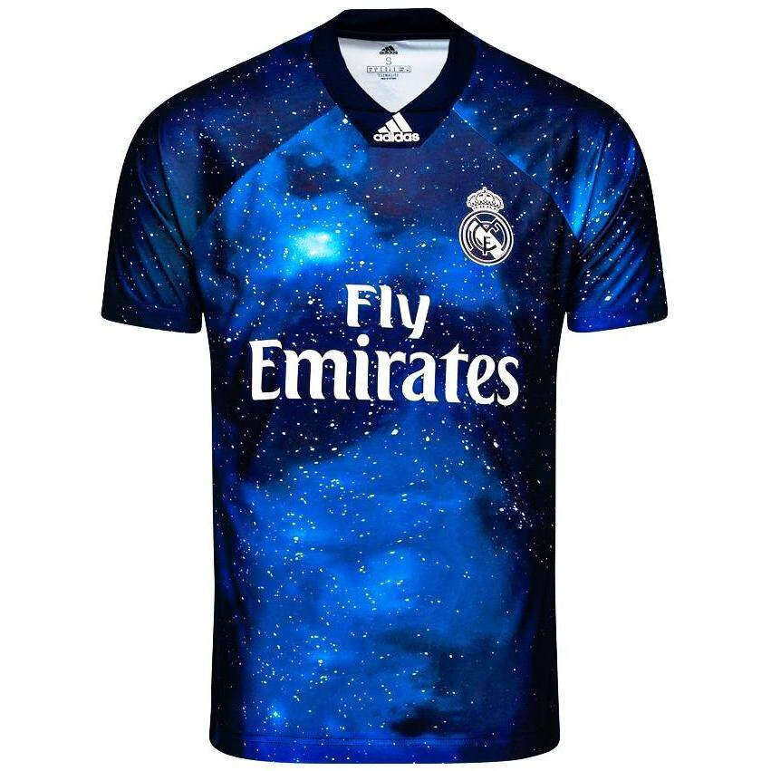 Real Madrid_ Fourth Jersey EA 2018 LIMITED EDITION for Men Spanish Laliga