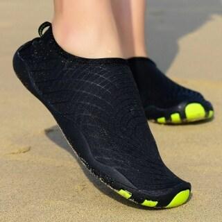 Giày Lội Nước Đi Biển Nhanh Khô Cho Nam Nữ Giày Bơi Chạy Bộ Mềm Cho Cặp Đôi Giày Tập Yoga Năm Ngón Tay thumbnail