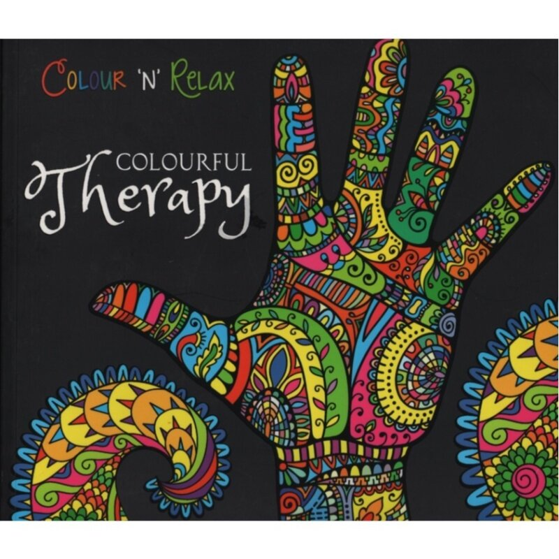 COLOUR N RELAX COLOURFUL THERAPY Malaysia