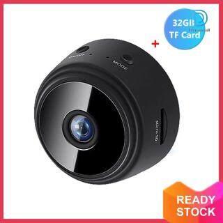 [Dreamall] Camera IP WiFI Mini A9, Camera An Ninh Nhìn Đêm HD 1080P Thẻ DV + TF [Giảm Giá 50%] thumbnail