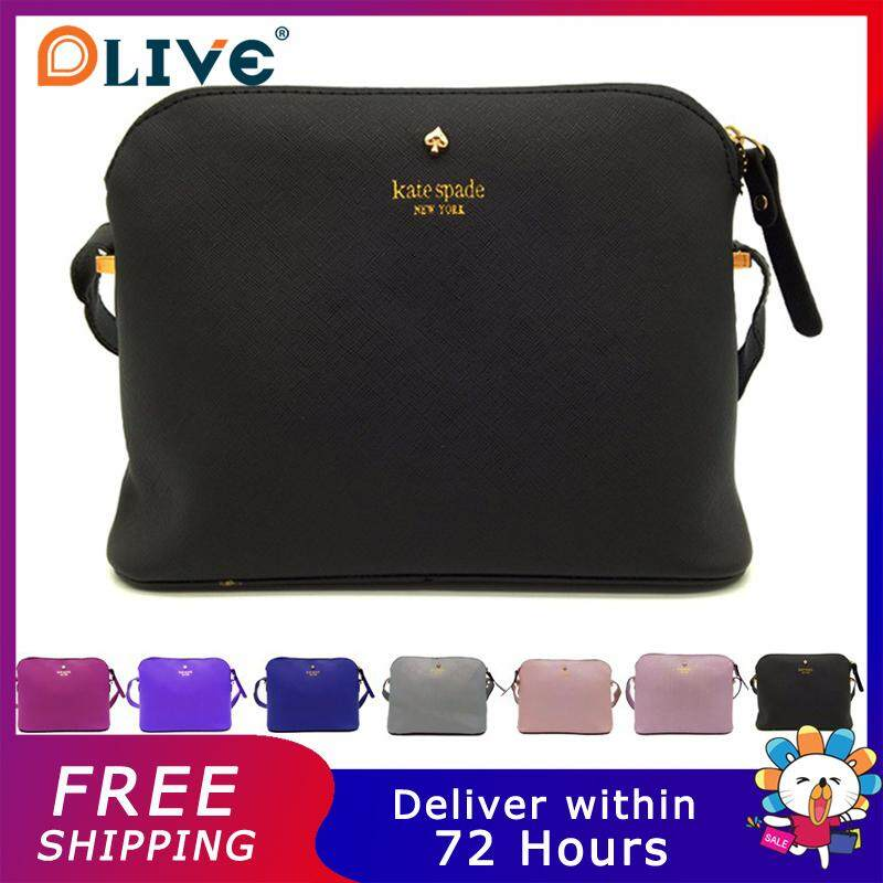 805fb2524de Ready Stock D-LIVE Cuteborong PROMOTION Ready stock Kate Spade Lady Sling handBag  Tote Bags
