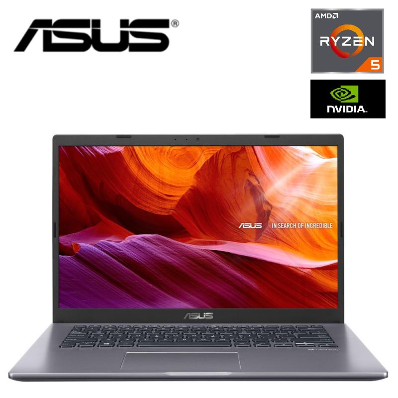 Asus M409D-LEK016T 14 FHD Laptop Grey (Ryzen 5-3500U, 4GB, 512GB SSD, MX250 2GB, W10) Malaysia