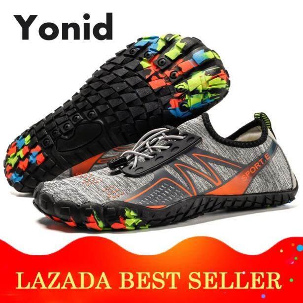Yonid Size 35-47 Giày Nước Nam Giày Bơi Lội Năm Ngón Giày Đi Bộ Giày Thể Thao Ngoài Trời Cho Nữ giá rẻ