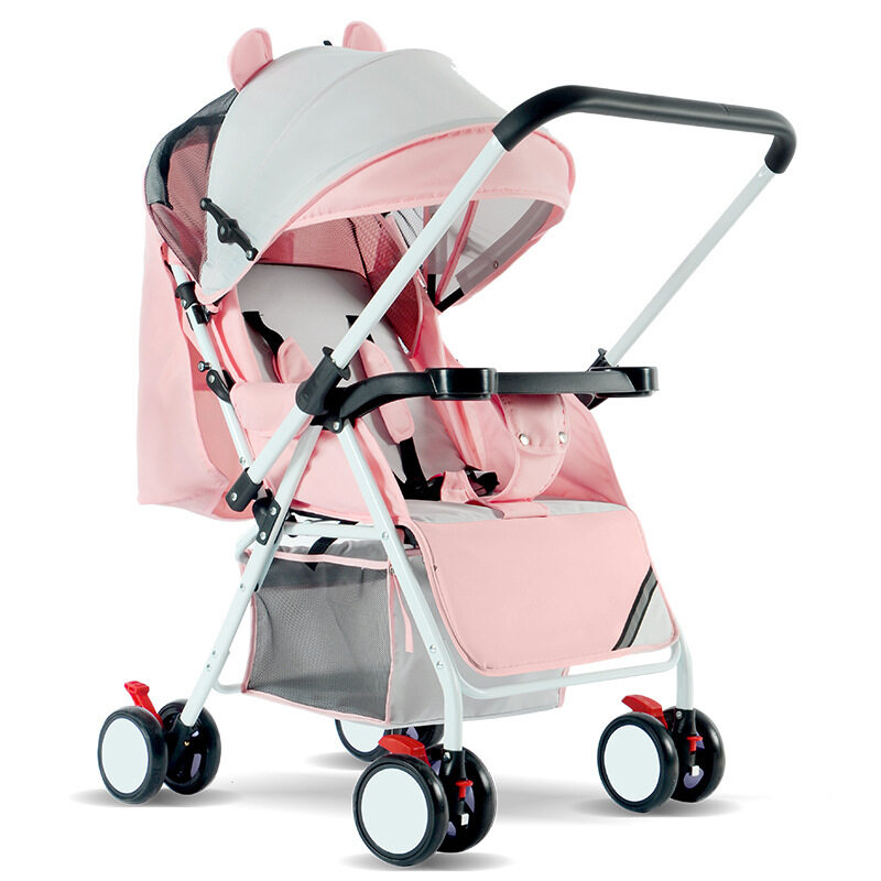 Baby stroller super light and convenient folding baby easy umbrella car baby Mini Singapore