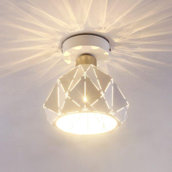 Bảng giá Đèn LED Trần Hiện Đại Luminarias Đèn Kim Cương Cho Phòng Ngủ Lối Đi Hành Lang Nhà Bếp Ban Công Đèn Trần LED Hiện Đại Cho Gia Đình