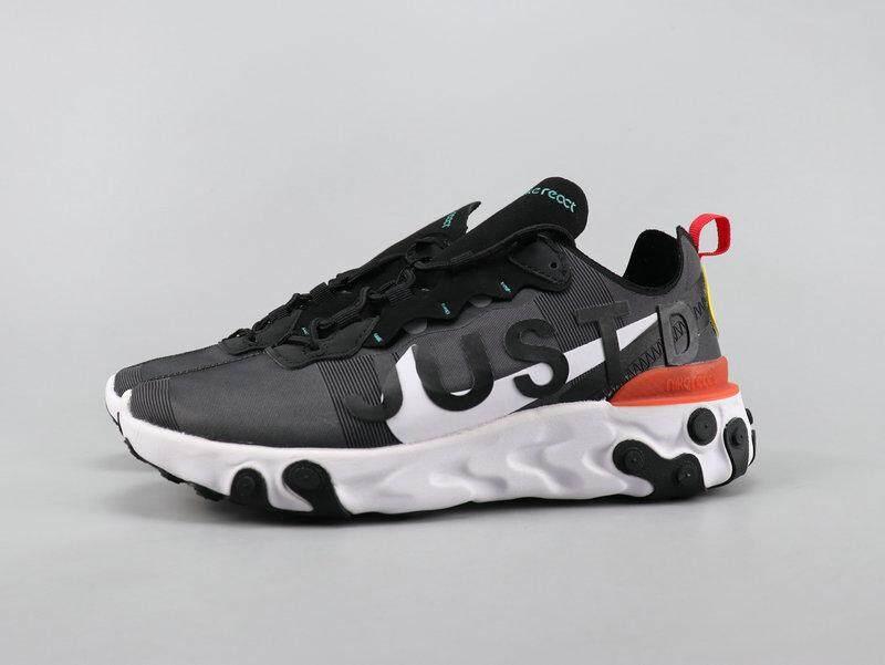(Multiple_Colors) _ Original_NIKE_REACT_LEEMENT_55_CUSTOM_Men 'S _ Wanita _ Fashion_casual_shoes_sneakers_sports_shoes
