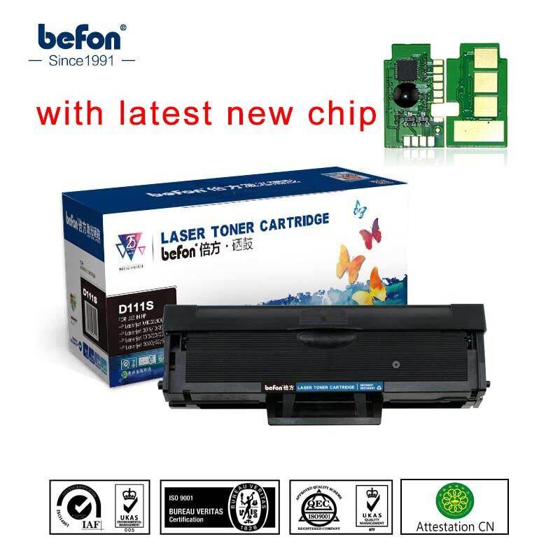 D111 MLT D111S 111 Toner Cartridge, Tương Thích Cho Samsung Xpress M2070 M2070FW M2071FH M2020 M2020W M2021 M2022 Mà Chip