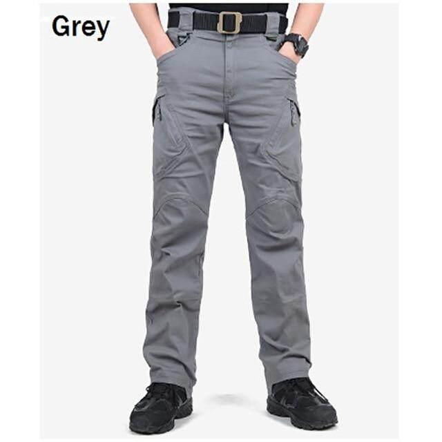 Mens Combat Shorts Army Military Tactical Cargo Pants Summer Multi Pocket Casual