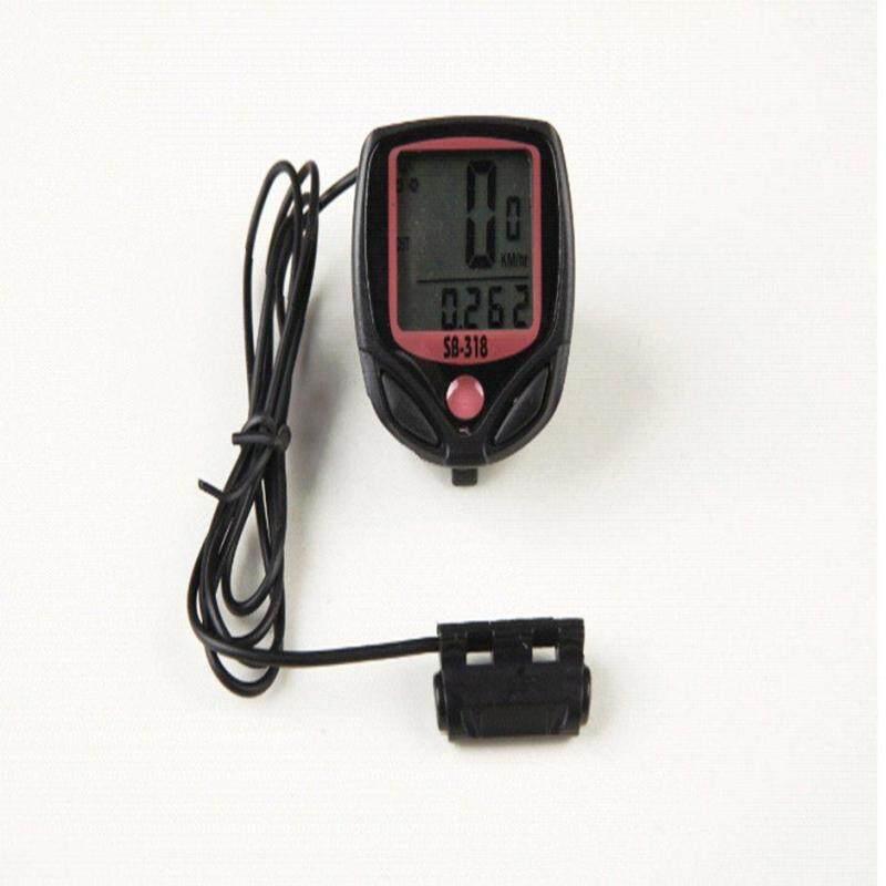 Mua ELEC Xe Đạp Đồng hồ bấm giờ đồng hồ tốc độ xe đạp 15 chức năng 548B