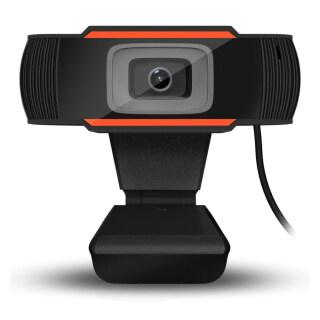 Webcam KEBETEME HD, Camera USB 480P 720P Camera Web Quay Video Xoay Được Kèm Micro, Dành Cho Máy Tính PC 7