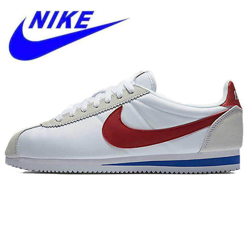25cf01d16e7 New Arrival Offical Nike CLASSIC CORTEZ Waterproof Women s Running Shoes  Sports Sneakers Trainers Non-slip