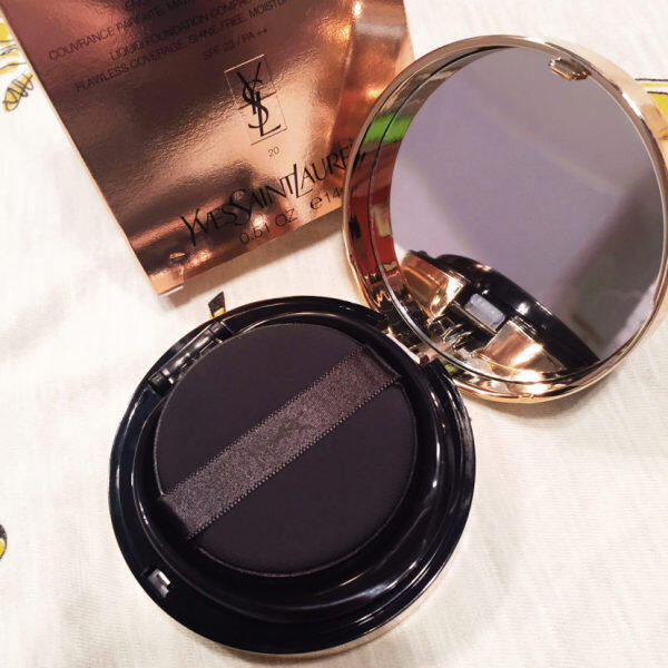 Buy YvesˉSaintˉLaurentˉFusion Ink Cushion Foundation #20 Singapore