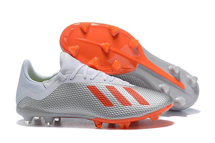 Adidas Official Football MEN Soccer Shoes X18.2 FG World Cup Global Sales  Size  9e35b5eadc