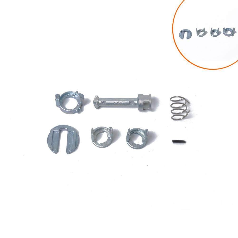Lb Kunci Pintu Mobil Kit Perbaikan Silinder Kanan dan Kiri untuk BMW E46 Cabriolet 51218244049